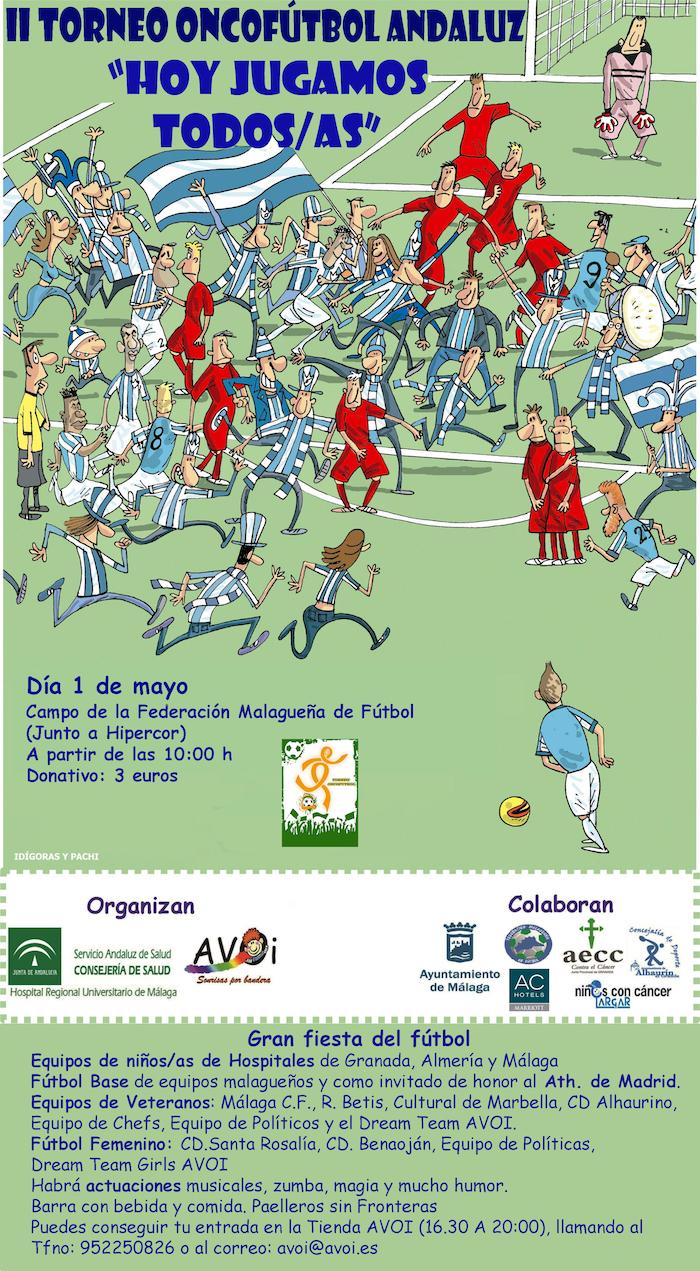 II Torneo Oncofútbol Andaluz