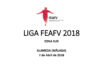 LIGA FEAFV 2018