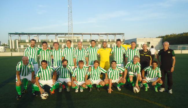 Equipo Real Betis Balompié Veteranos
