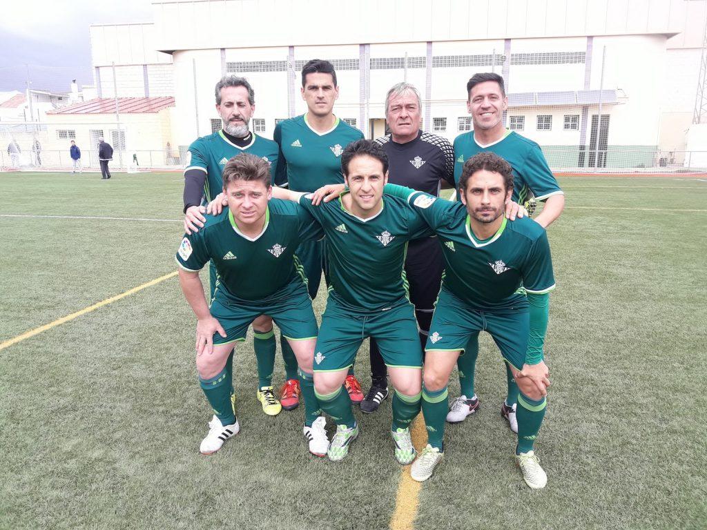 Equipo de Veteranos de Real Betis Balompié