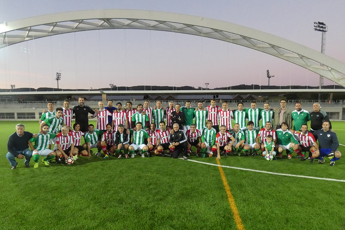 Athletic Club de Bilbao y Real Betis Balompié